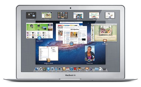 Mac OS X Lion と ネットワーク上のTimeMachineバックアップ機能について