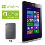 Windows 8.1 8インチタブレットの本命  Acer ICONIA W4 予約開始