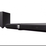 僅かな投資で液晶テレビの音質を改善した。