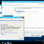 Windows Server 2016 Technical Preview 3 (build 10514?)は8/17週に公開予定とのリーク情報