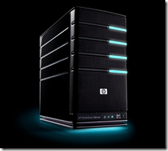 HPの個人向け大本命WHS Media Smart Server も日本にやってきた!