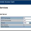 HP ProLiant MicroServer リモート管理カードで、外部からサーバーを管理