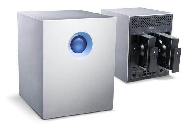 LaCie 5big Office + Server with WHS2011/Widnows Storage Server 2008 R2 Essentials