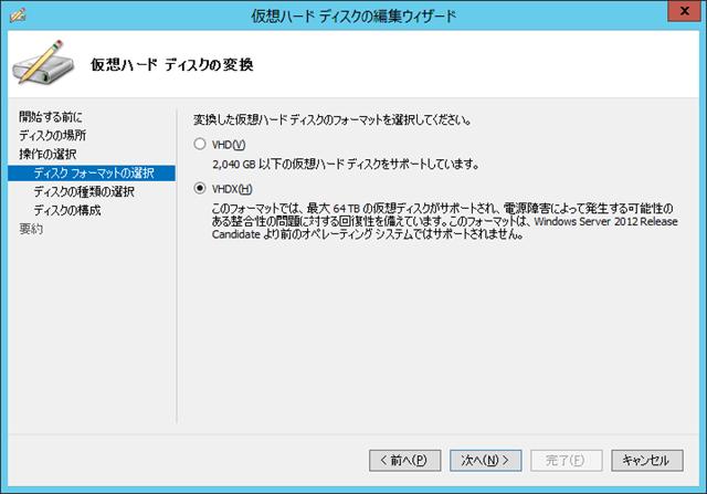 Windows Server 2012 と ストレージ周辺の新たな技術