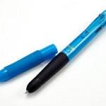 消せるボールペン、フリクションボールをスマホ対応タッチペンにできる製品がファブレットに便利