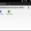 Android/ iOSタブレット等からWindows Server 2012 R2 Essentials サーバー上のプログラムを実行する