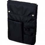コクヨのバックインバッグに縦が登場。iPad AirやiPad miniも入って、トートバックやリュックに最適